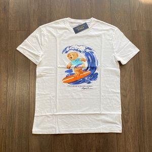 Polo Ralph Lauren Surfer Bear T-Shirt